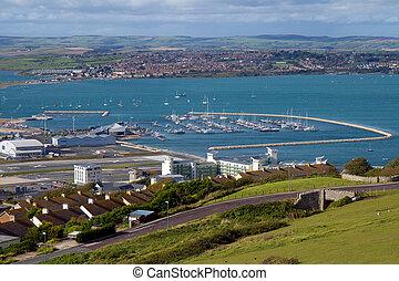 Portland Bay near Weymouth - Near Weymouth Dorset