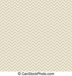 Seamless Chevron Pattern - Pale toned neutral chevron...