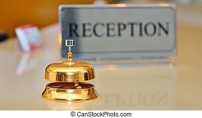 bell at the hotel
