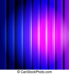 Violet And Blue Background With Lines