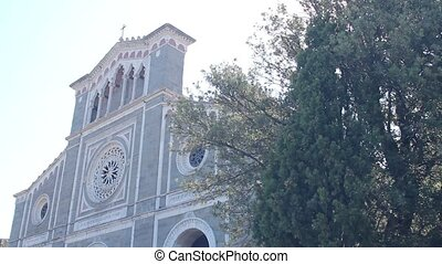 Saint Margaret's Church in Cortona