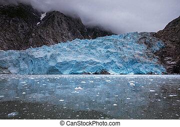 Iceberg on Alaska