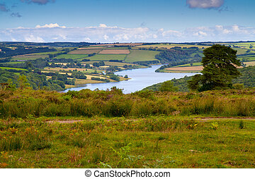 Wimbleball Exmoor National Park - Wimbleball Lake Exmoor...