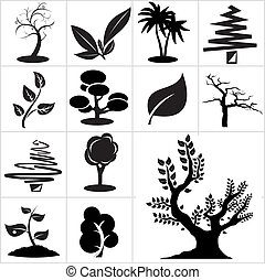 Nature symbol Vector for you design