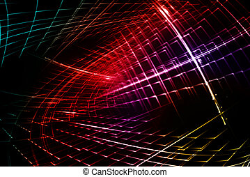 Futuristic technology background design