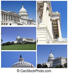 Capitol in Washington DC