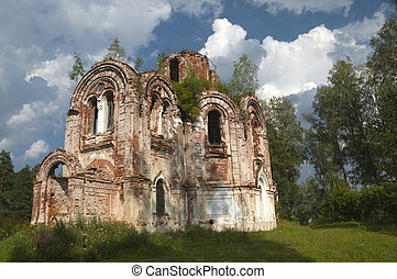 Church Panteleimon Church Lykoshino, Tver region The Church...
