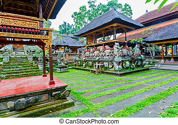 Traditional Hindu Temple, Bali