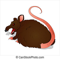 Horrible Rat - Creative Conceptual Design Art of Horrible...