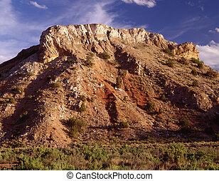 Mesa Morning Magic - Early morning desert light is always...