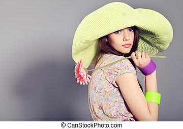 cappello, Romantico