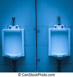 male public toilet