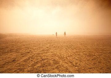 Sandstorm photo