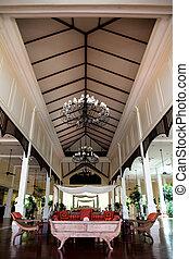 Thai interior