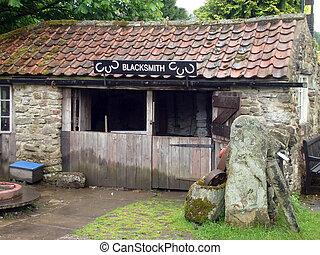 Old Blacksmiths Shop