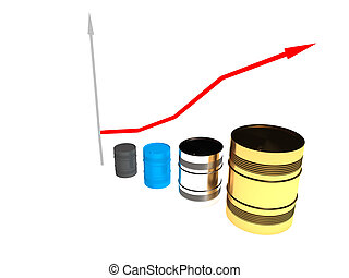 barrel or fifty gallon - 3d - barrel or fifty gallon drum...