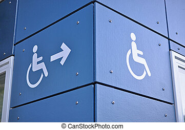 able access sign