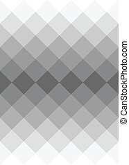 Gray-White diamond background,textu - Abstract background...