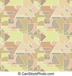 Vector abstract pattern - seamless texture