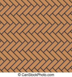 Parquet seamless vector background