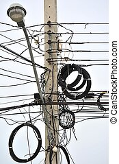 electricity connections