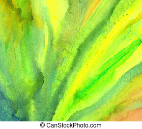 Background - abstract watercolour painting - Background-...