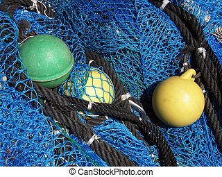 Fishermen Gear - Details of some gear used for fishermen to...