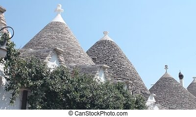 Trulli, a traditional dry stone hut - Trulli, a traditional...