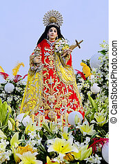 Mary Magdalene - Statue of Mary Magdalene, apostle of Christ
