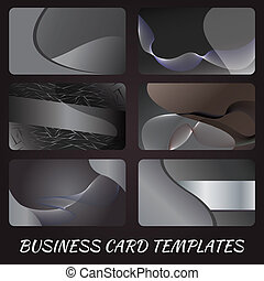 business-card-templates-2 - illustration of business card...
