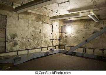Cabinet Room, Paddock Bunker