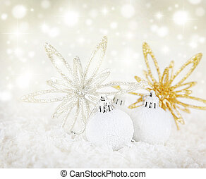 Christmas decoration - Christmas tree bauble ornament stra...