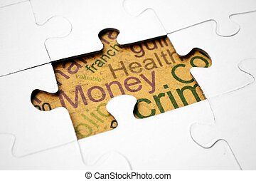 錢, 概念, 健康