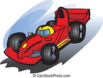 f1 car, vector!!!!