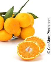 satsuma - Japanese orange