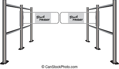 Turnstile Black Friday - Turnstile marked Black Friday sales...