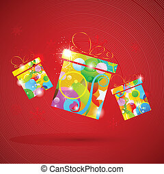 Colorful Gift