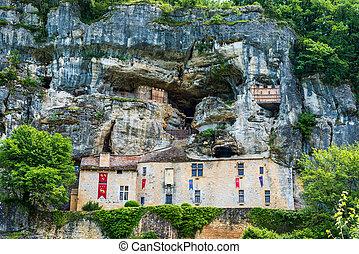 Maison forte de Reignac dordogne perigord france - Maison...