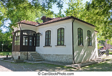 The house-museum to the Liberator Tsar Alexander II in...