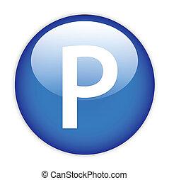 Parkin icon button