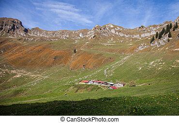Bernese Alps -Swiss Mountain Hostel