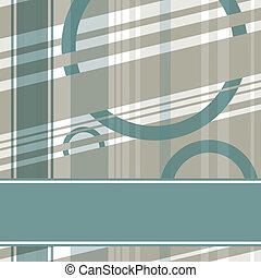 abstract lines circles background
