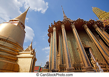 Grand Palace in Thailand
