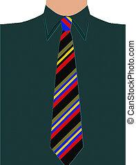 Tie - Striped Tie