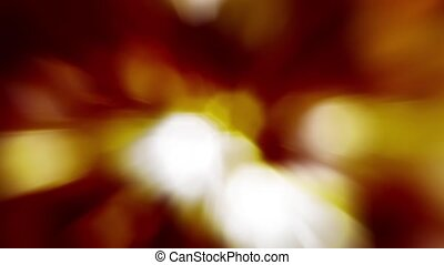 light show - Bokeh