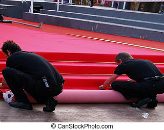 Cannes Film Festival - red carpet - Cannes Film Festival -...