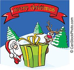 christmas gift - merry christmas