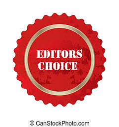 editors choice special sign