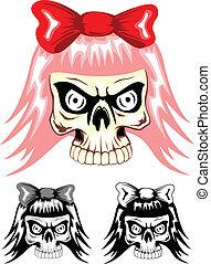 skull emo dwa