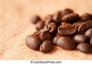 Coffee grunge background
